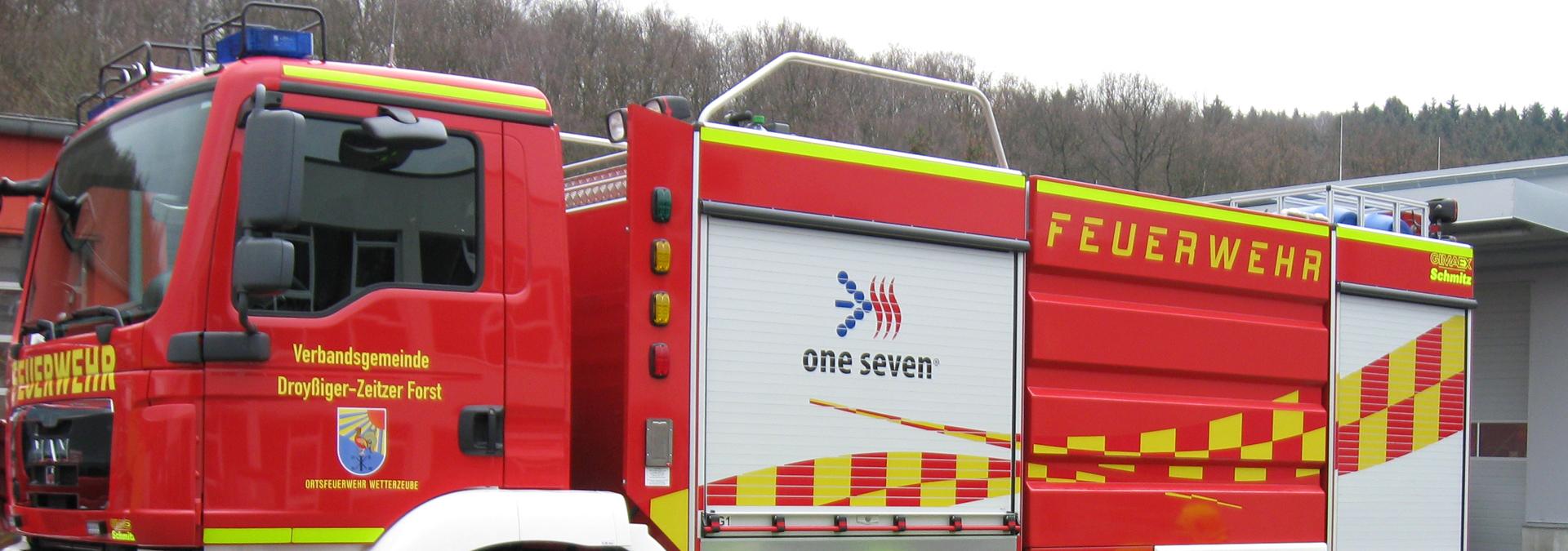 Freiwillige Feuerwehr Wetterzeube